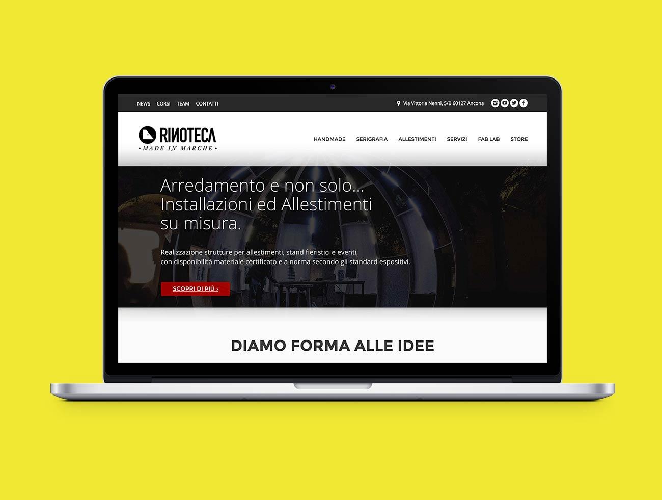 Rinoteca + Fab Lab