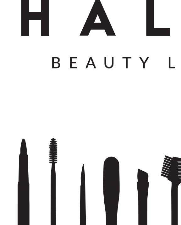 GAZPA Portfolio | HALO Beauty Lab Logo