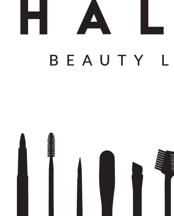 GAZPA Portfolio | HALO Beauty Lab Logo