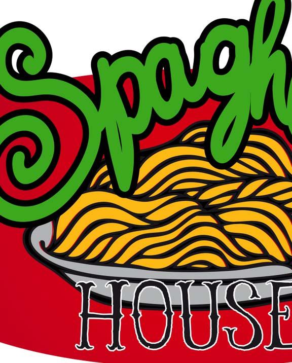 GAZPA Portfolio | Spaghetti House Logo