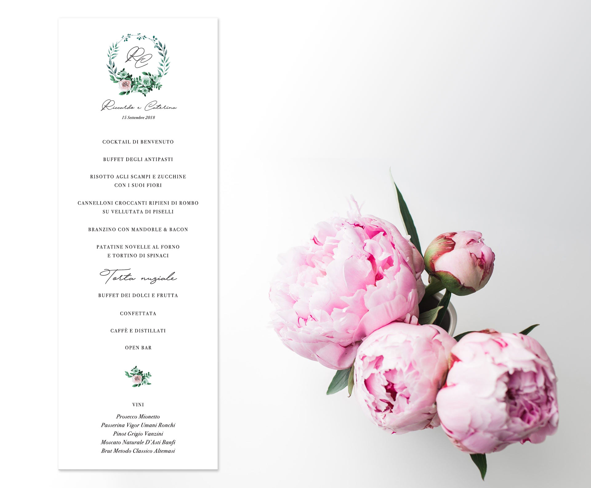 Caterina e Riccardo Wedding | GAZPA