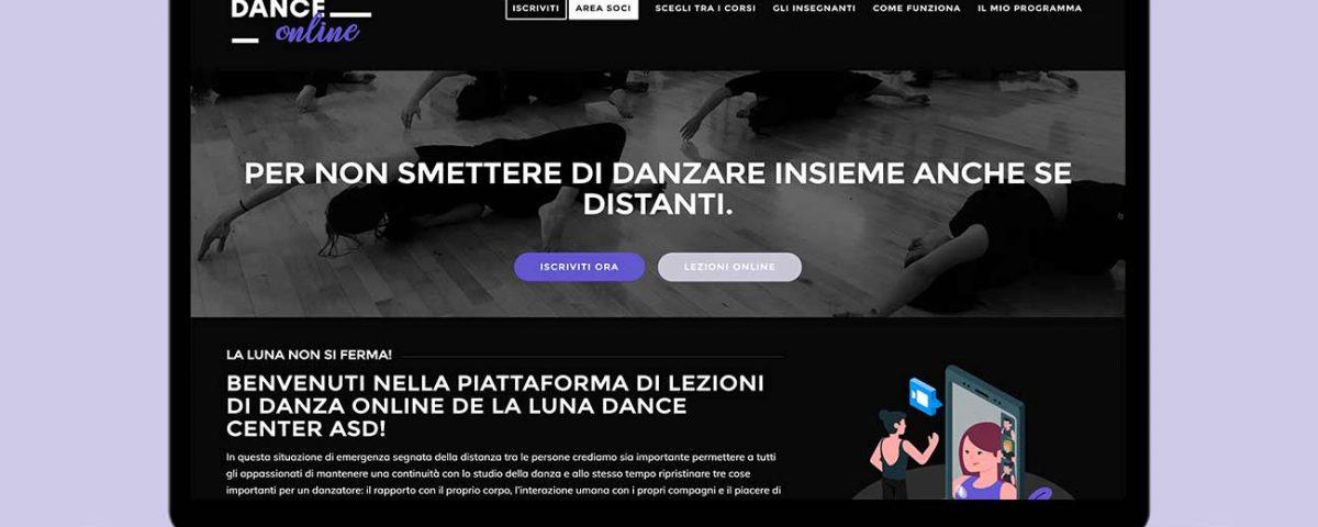 La luna dance online | Lezioni di danza online
